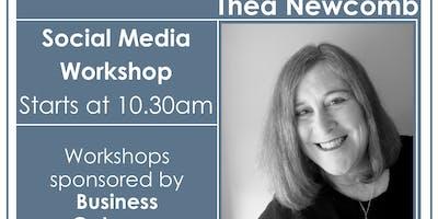 Social Media Workshop Sponsored by Business Gateway #BW19