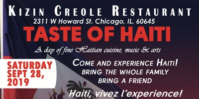 Taste Of Haiti Chicago 2019