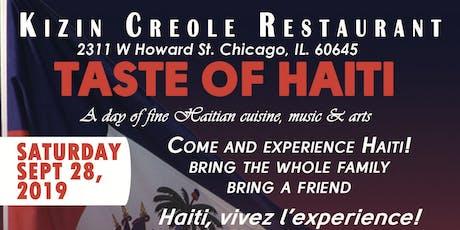 Taste Of Haiti Chicago 2019 tickets