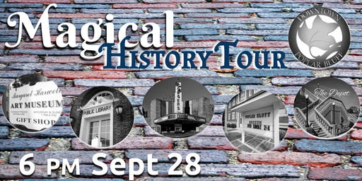 Poplar Bluff's Magical History Tour