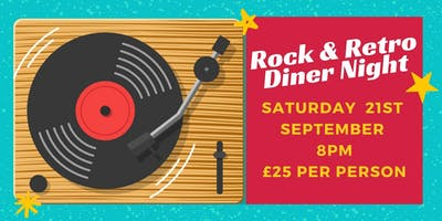 Rock & Retro Diner Night