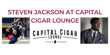 Steven Jackson at Capital Cigar Lounge tickets