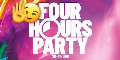 4 Hours Party | 16+ (ohne U18-Formular)