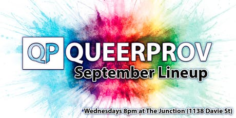 Queer Improv Comedy - September! tickets