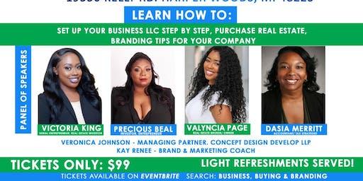 Business, Buying & Branding