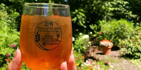 2nd Annual Stacks After Dark: Beer & Wine tickets