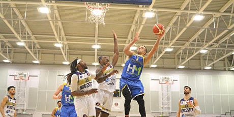 Cheshire Phoenix vs Worcester Wolves tickets