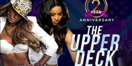 UPPER DECK Day Party | 2 Year Anniversary | Labor Day Sunday tickets
