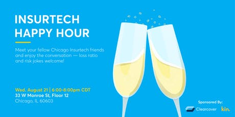 Insurtech: Happy Hour tickets