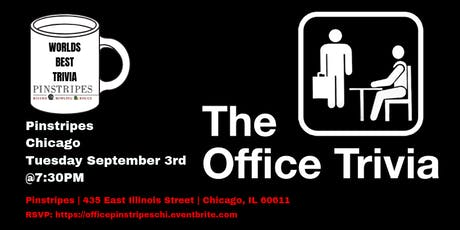 The Office Trivia at Pinstripes Chicago tickets