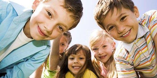 "Evolve Kids Conversational English ""Back To School"" (Sábados- Categoría Intermedia)"