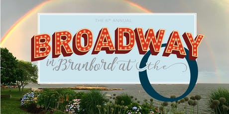 Broadway in Branford tickets