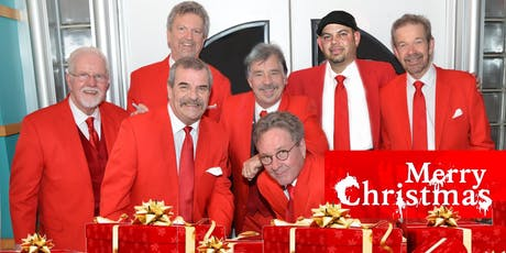 2019 Christmas with The Embers, featuring Craig Woolard tickets