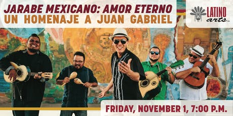 Jarabe Mexicano: Amor Eterno tickets