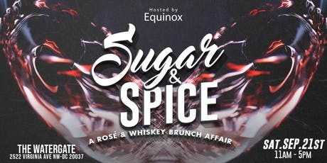 Sugar & Spice tickets
