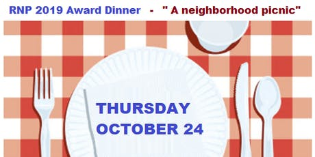 RNP 2019 Neighborhood Awards Dinner tickets