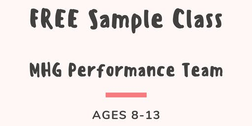 MHG Performance Team - FREE Sample Class