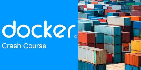 Docker Crash Course biglietti