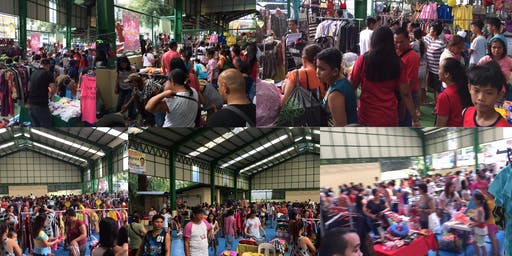 Grand Yard (Ukay-Ukay) Pre-Christmas Bazaar 2019