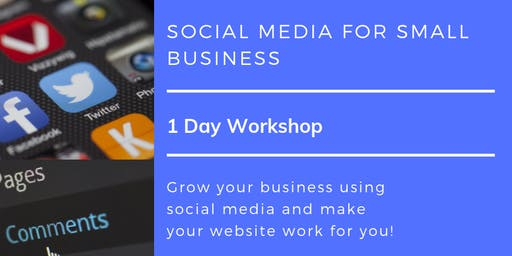 Social Media For Small Business - 1 Day Workshop