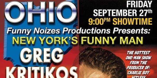 Sober is the New High Starring Greg Kritikos