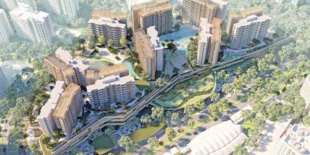 Sengkang Central Residences Integrated Mixed Development VIP Launch