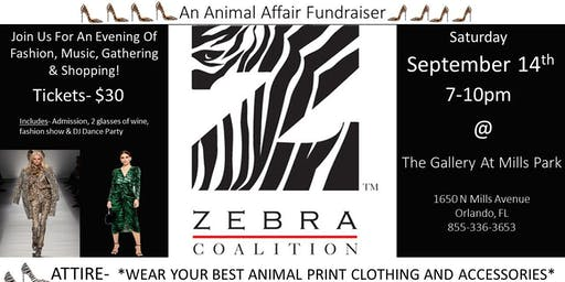 A Wild  Affair Fundraiser