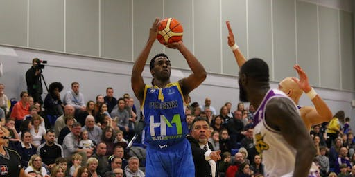 Cheshire Phoenix vs London Lions
