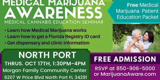 North Port - Medical Marijuana Awareness Seminar