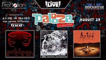 Palooza 1993 Tribute Festival