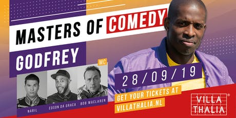 Masters of Comedy 28-9 tickets