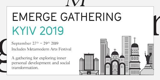 EMERGE GATHERING - Kiev 2019