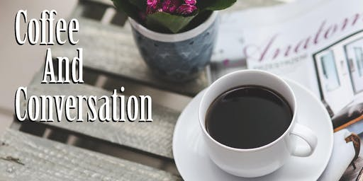Coffee & Conversation: Ask A Master Gardener