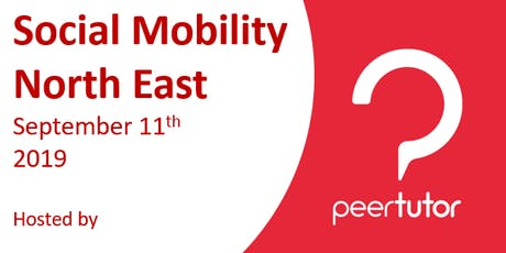 Social Mobility North East tickets