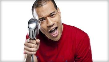 Comedian Michael Yo