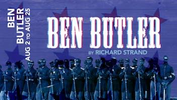 """""""Ben Butler"""""""