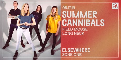 Summer Cannibals @ Elsewhere (Zone One) tickets