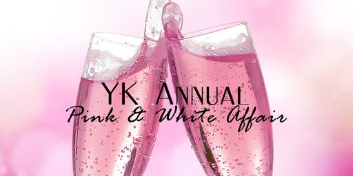 YK PINK AND WHITE AFFAIR