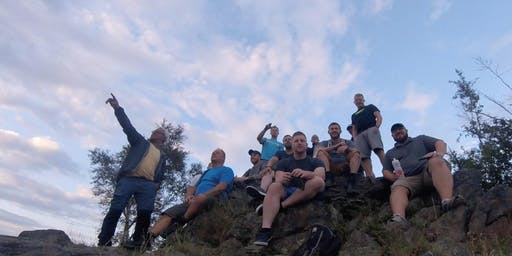 A Return to Bardon Hill - The 'Leg Up' Support Project