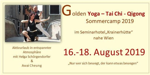 "SOMMERCAMP ""Yoga meets Qigong"" in Österreich"