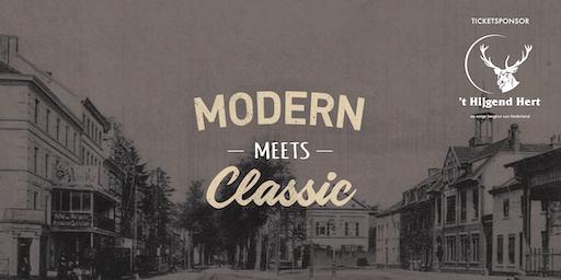 Modern Meets Classic