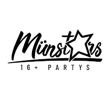 Münst☆rs Partys   16+ logo