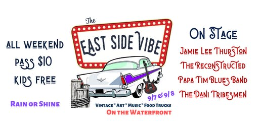 The East Side Vibe at Boothbay Harbor Fest General Admission