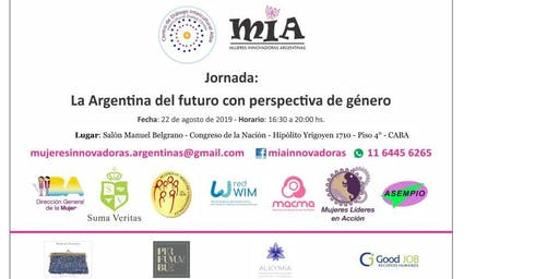 La Argentina del Futuro con perspectiva de género