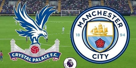 Man City vs Crystal Palace £10 Burger And A Pint Deal tickets