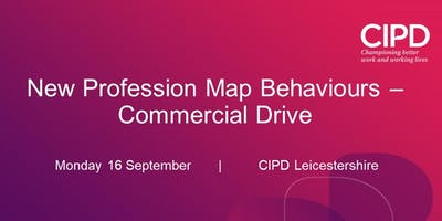 New Profession Map Behaviours - Commercial Drive
