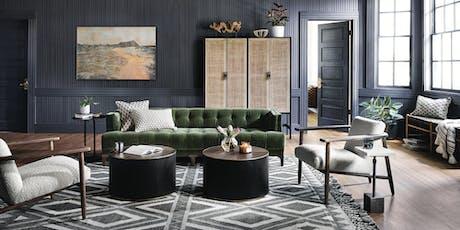 Workshop: How to Define Your Interior Design Style tickets