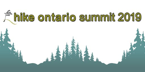 Hike Ontario Summit & 'Take a HIKE ON the Moraine' Celebration