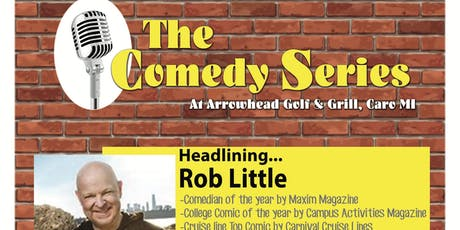 Comedy Night- Rob Little tickets