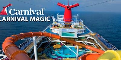 Summer 2020 Eastern Caribbean Cruise on the Carnival Magic!